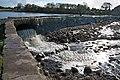 Mill Pond Dam - Carew - geograph.org.uk - 2676741.jpg