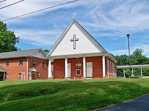 Mills River Chapel - Image: Mills River Chapel