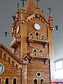 Miniatura da Igreja Matriz de Monte Alto, montada com palitos de madeira - Museu Histórico de Monte Alto - panoramio.jpg