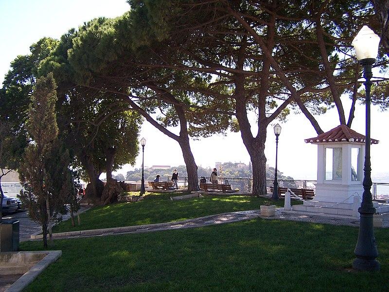 Pontos gratuitos em Lisboa