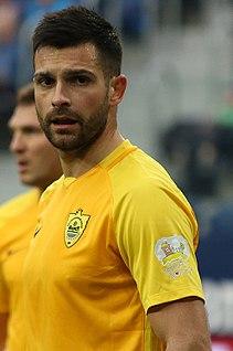 Miral Samardžić Slovenian footballer