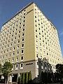 Mitsui Garden Hotel Shiodome Italia-gai.JPG