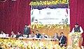 Mohanbhai Kalyanjibhai Kundariya addressing the National Conference on Sustainable Agriculture and Farmers Welfare, in Gangtok, Sikkim. The Union Minister for Agriculture and Farmers Welfare.jpg