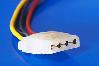 Molex connector - Image: Molex female connector