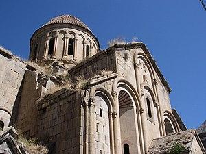 Oshki - Monastery of Oshki
