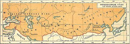 Mongolske Kejserdomme Wikiwand