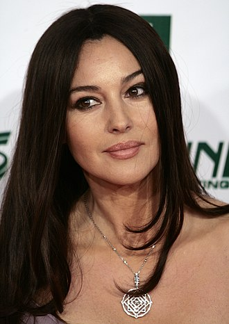 Monica Bellucci - Monica Bellucci at the 2009 Women's World Award ceremony