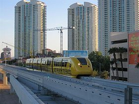 Image illustrative de l'article Monorail de Las Vegas