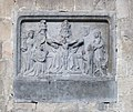 Mons St Waltrude Church tombstone 03.JPG