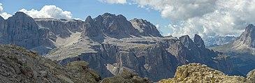 Mont de Sela Pisciadu Mëisules Murfrëit da Piz Ciampac.jpg