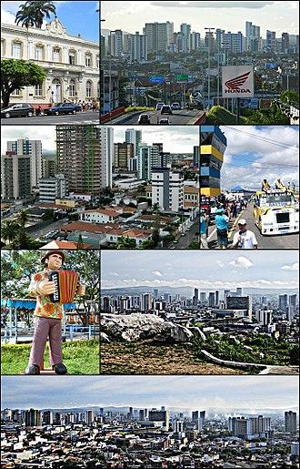 Caruaru - Image: Montagem Caruaru