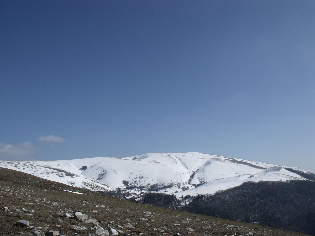 Monte Subasio – Wikipedia