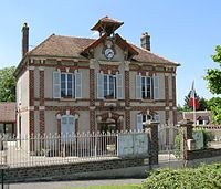 Montigny-le-Guesdier mairie.jpg