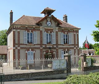 Montigny-le-Guesdier Commune in Île-de-France, France