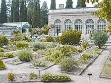 Jardin botanique wikip dia for Le jardin de plantes