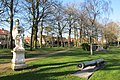Monument of the war at Netherlands Indonesia at 1946 in Bronbeek Park - panoramio.jpg