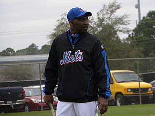 Mookie Wilson American baseball player