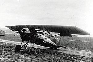 Morane-Saulnier AI - Belgian Morane-Saulnier AI