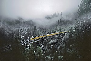 Keddie Wye - Image: More Union Pacific Trains from Roger Puta 14 Photos (26579270563)