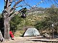 Morning Douglass Spring Camp.jpg