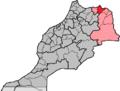 Morocco, region Oriental, province Nador.png