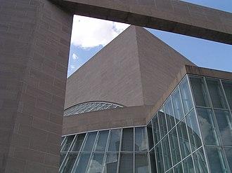 Arts District, Dallas - Image: Morton H Meyerson Symphony Center