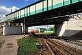 Moscow, bridge of Ryazanskaya railway line over Perovo-Boinya line (31178883902).jpg