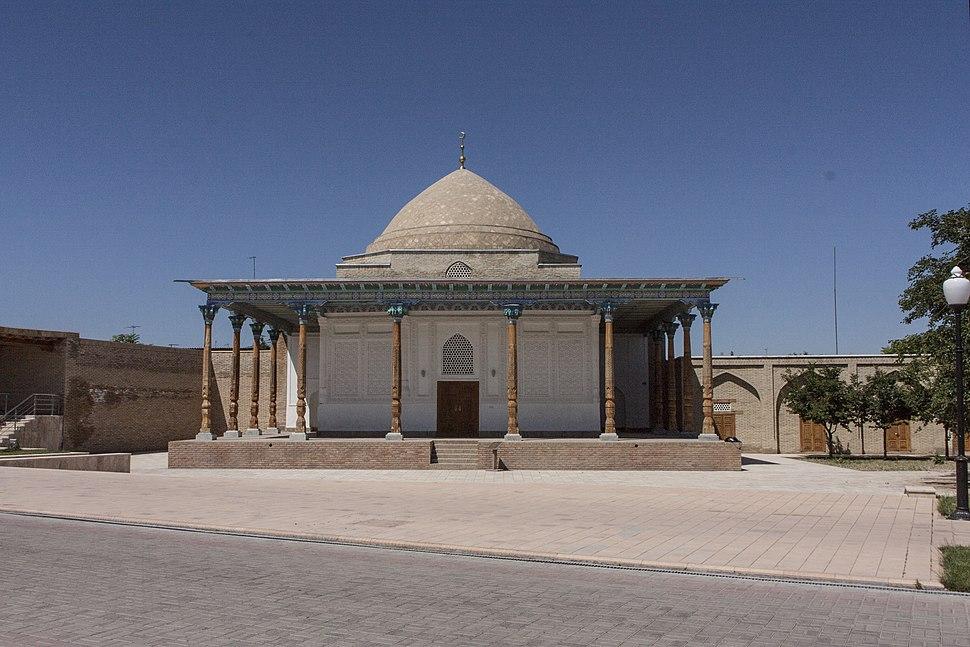 Mosque in Shahrisabz