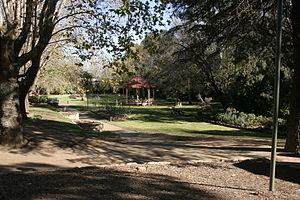 Moss Vale, New South Wales - Leighton Gardens
