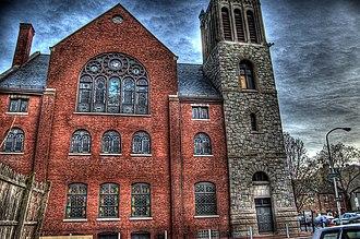Queen Village, Philadelphia - Mother Bethel AME Church in Philadelphia
