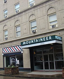 Mountaineer Hotel Street View