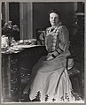 Mrs. Theodore Roosevelt, three-quarters length portrait, seated at desk, facing forward LCCN96525604.jpg