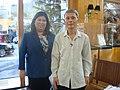 Ms. Jessica Soho with Judge Floro.jpg