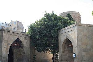 Multani Caravanserai - Multani Caravanserai and Bukhara Caravanserai