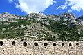 Mury zamku w Kruji 4.jpg