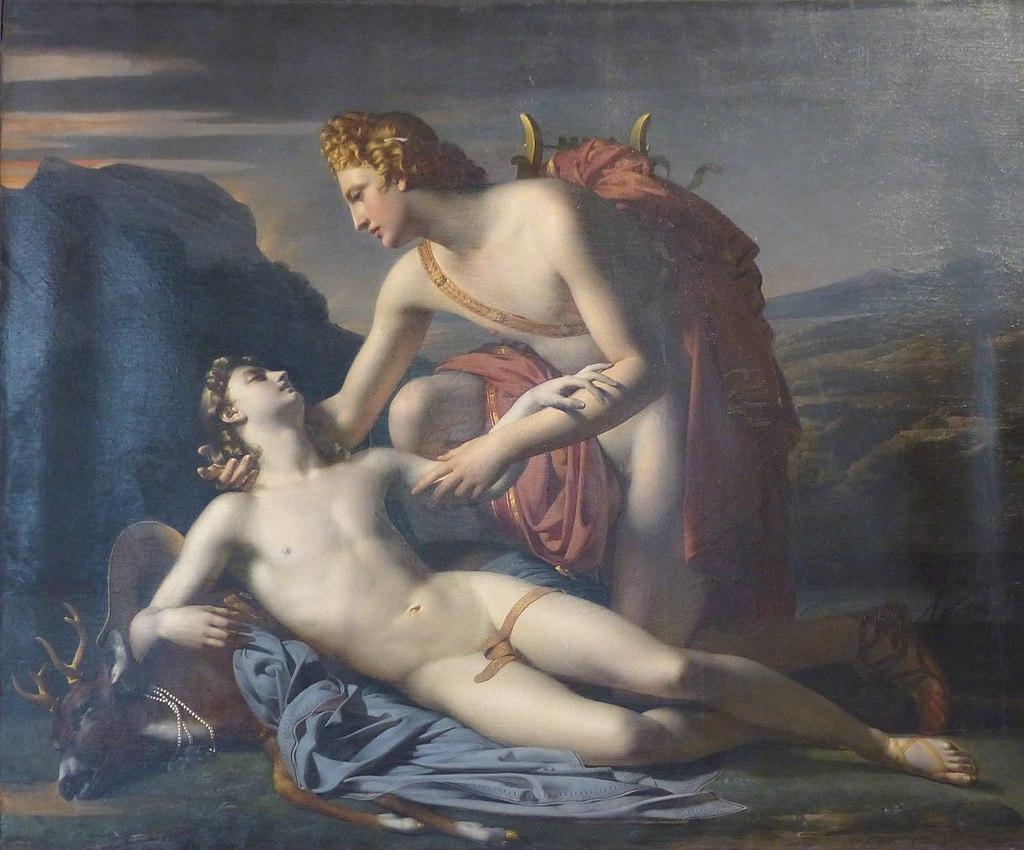 Musée Calvet Dubufe Claude-Marie Apollon & Cyparisse 1821.jpg