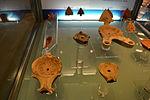 Museo Foro Caesaragusta - Lucernas romanas 02.JPG