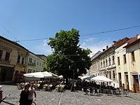 Museumsplatz in Cluj.JPG