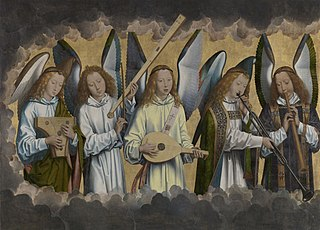 Music-making Angels