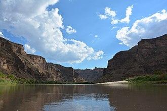 Desolation Canyon - Image: My Public Lands Magazine, Summer 2014 (13973363934)
