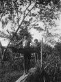 Närmast indian med negerblod. Foto, Erland Nordenskiöld 1927 - SMVK - 004380.tif