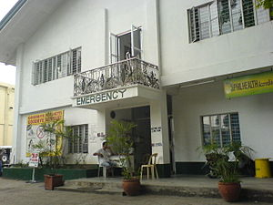 Far Eastern University Institute of Nursing - Norzagaray Provincial District Hospital at Norzagaray, Bulacan, Philippines