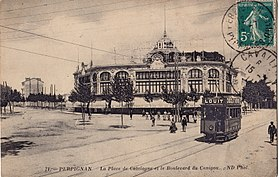 Image illustrative de l'article Tramway de Perpignan