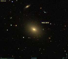 Image illustrative de l'article NGC 2819