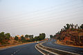 NH3 - Mumbai - Nashik Highway curves.jpg