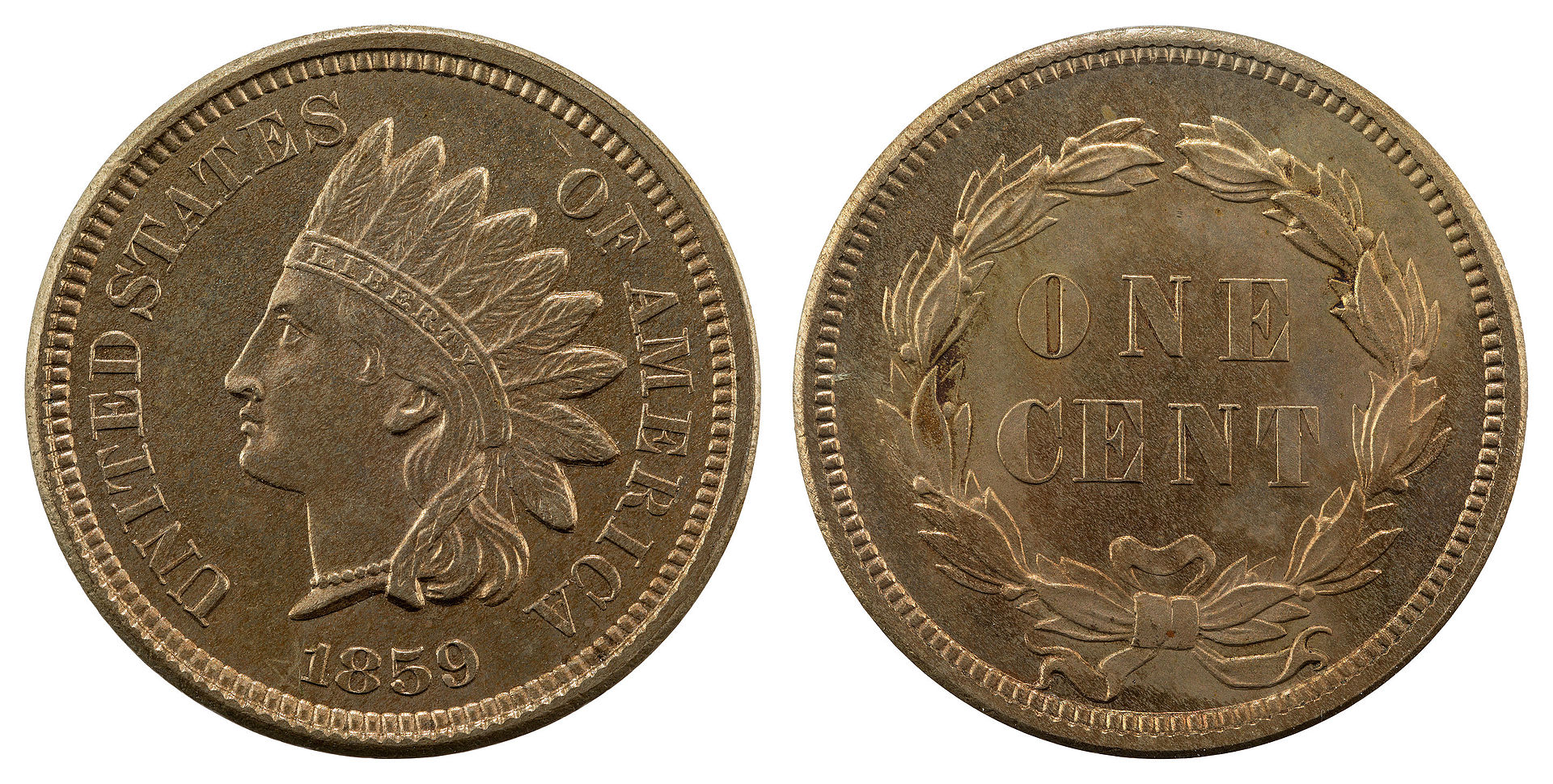 Indian Head Cent Wikipedia