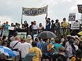 NOLA BP Oil Flood Protest BPolluters.JPG