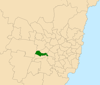 Electoral district of Cabramatta state electoral district of New South Wales, Australia