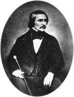 Picture of an author: Nikolai Gogol