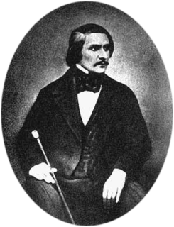 Nikolai Gogol Ukrainian and Russian writer